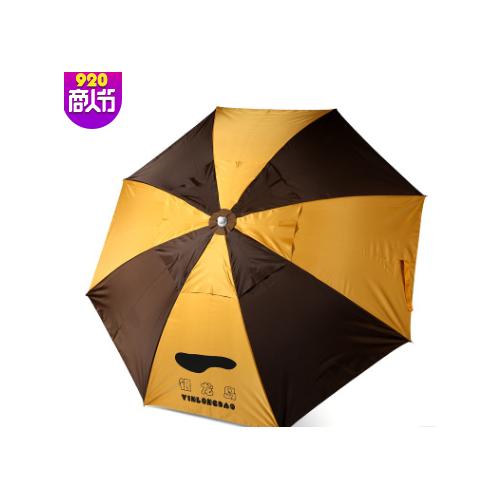 银龙岛1.8米2米万向双层钓鱼伞超轻防雨防紫外线钓伞遮阳伞渔具伞
