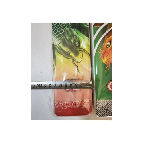 批发彩绘胶轴多功能漂盒 高档子线盒 渔具多用途配件盒 厂家直销