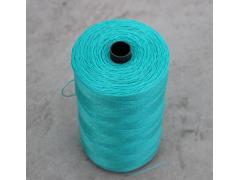 厂家直销 4-12股原料渔网线 聚乙烯渔网线 量大从优