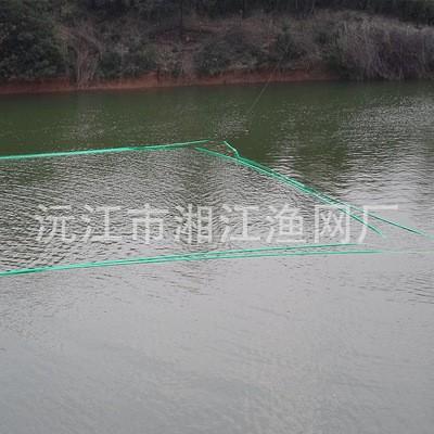 现货供应 渔网充气粘网 手撒充气渔网 自动充气渔网 尼龙充气抬网