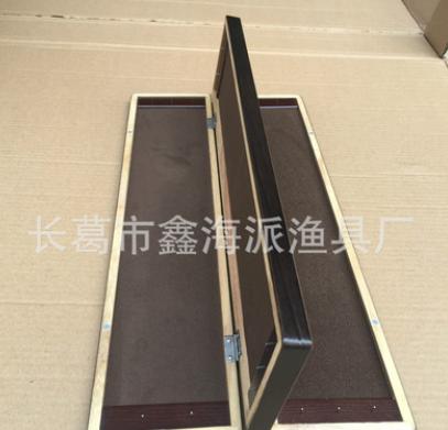 定制批发 高档精品45cm三层仿古轻桐木制子线盒 多功能木质子线盒