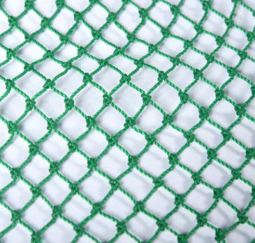 大洋渔网厂 PE聚乙烯海安鱼网 捕鱼笼农业用网 聚乙烯有结渔网