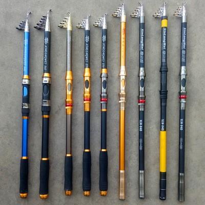 鱼竿海竿厂家供应远投海杆钓鱼竿2.1米3.6米抛竿锚杆批发渔具跨境