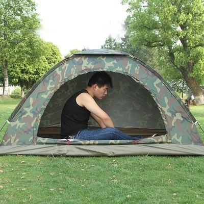 盛源迷彩帐篷 防风露营帐篷 户外防雨防水帐篷 双人帐篷批发