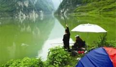 【钓鱼技巧】仲秋大水面钓大鱼,这4个原则值得遵循